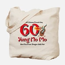 Yung No Mo 60th Birthday Tote Bag