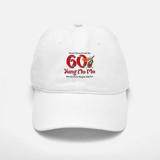 Yung No Mo 60th Birthday Baseball Baseball Cap