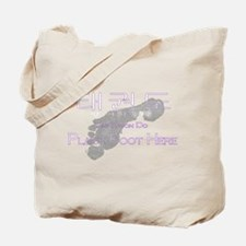 Tae Kwon Do Place Foot Here Tote Bag