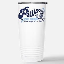 Patz Family Reunion Travel Mug