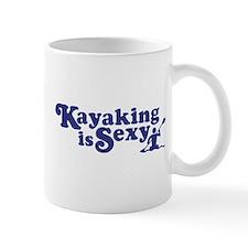 Kayaking is Sexy Mug