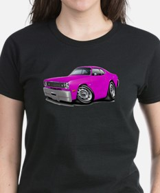 Duster Pink Car Tee