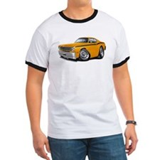 Duster Orange-Black Car T