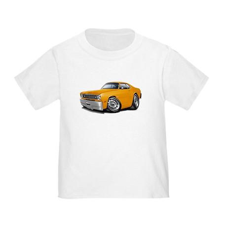 Duster Orange Car Toddler T-Shirt