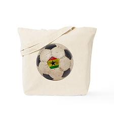 Ghana Football Tote Bag