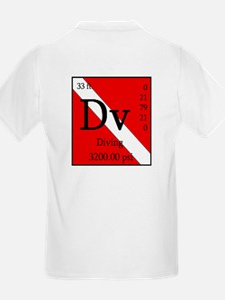 PeriodicDiver-Pocket2 T-Shirt