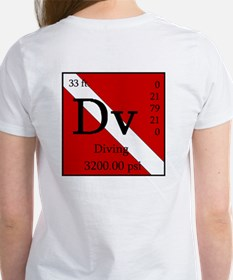 PeriodicDiver-Pocket2 T-Shirt
