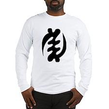 Gye Nyame Long Sleeve T-Shirt
