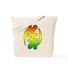 Ghana Gye Nyame Tote Bag