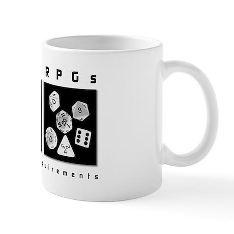 Tabletop RPG Mug