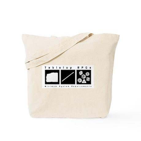 Tabletop RPG Tote Bag