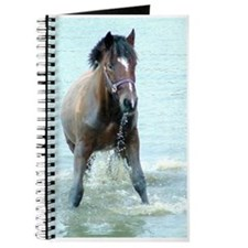 Poseidon's Horses Horse Lover Journal
