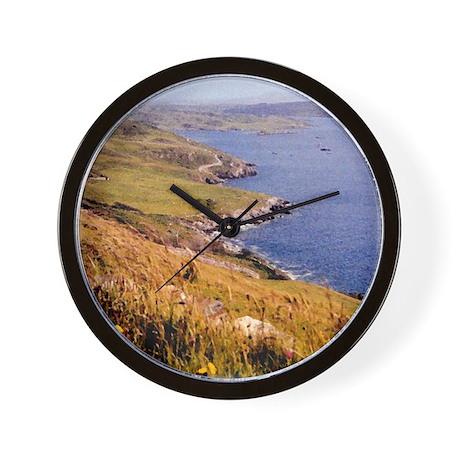 """Irish Dream of a Day"" Wall Clock"