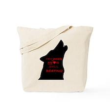 HEY JACOB Tote Bag