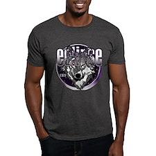 Eclipse Wolf Indigo by twibaby T-Shirt