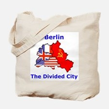 Berlin: The Divided City Tote Bag