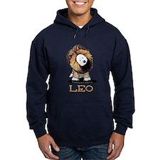 LEO Lion Westie Hoody