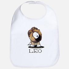 LEO Lion Westie Bib