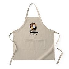 LEO Lion Westie Apron