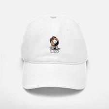 LEO Lion Westie Baseball Baseball Cap
