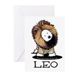 Lion Greeting Cards (20 Pack)