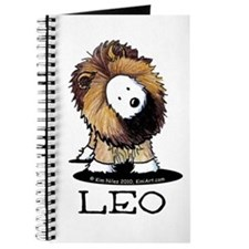 LEO Lion Westie Journal