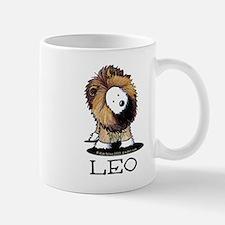 LEO Lion Westie Mug