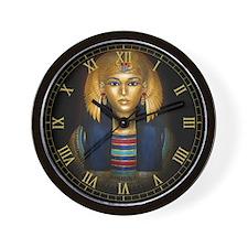 Funny Cleopatra Wall Clock