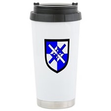 Tobias Morgan's Stainless Steel Travel Mug