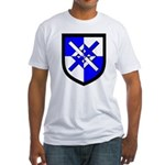 Tobias Morgan's Fitted T-Shirt