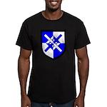 Tobias Morgan's Men's Fitted T-Shirt (dark)