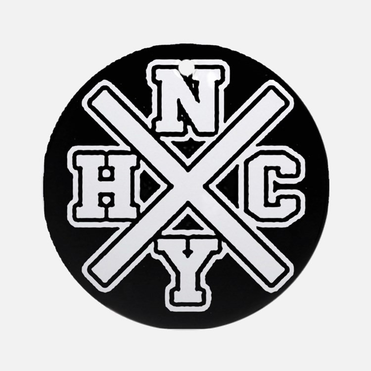 NYHC Ornament (Round)
