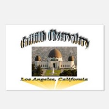 Griffith Observatory Postcards (Package of 8)