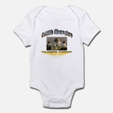Griffith Observatory Infant Bodysuit