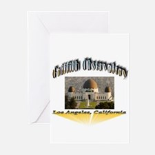 Griffith Observatory Greeting Cards (Pk of 20)