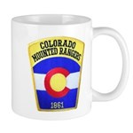 Colorado Mounted Rangers Mug
