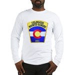Colorado Mounted Rangers Long Sleeve T-Shirt