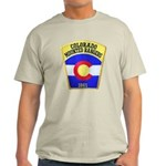 Colorado Mounted Rangers Light T-Shirt