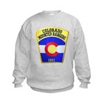 Colorado Mounted Rangers Kids Sweatshirt