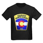 Colorado Mounted Rangers Kids Dark T-Shirt