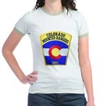 Colorado Mounted Rangers Jr. Ringer T-Shirt