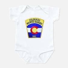 Colorado Mounted Rangers Infant Bodysuit