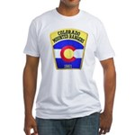 Colorado Mounted Rangers Fitted T-Shirt