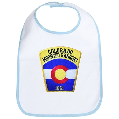 Colorado Mounted Rangers Bib