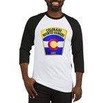 Colorado Mounted Rangers Baseball Jersey