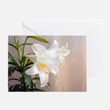 Easter Lily Greeting Cards (Pk of 10)