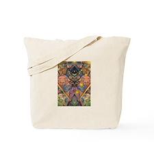 African Mysticism Tote Bag