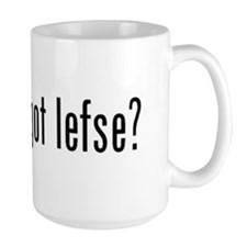 got lefse? Mug
