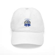 Uruguay Soccer Baseball Cap