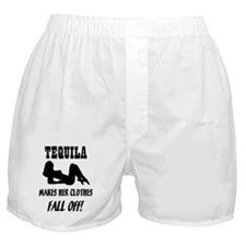 Tequila Makes Her Clothes Fal Boxer Shorts